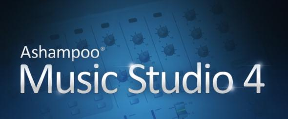 Ashampoo Music Studio 4.1.2